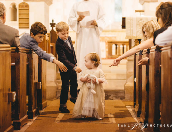 Reportage Christening Photography